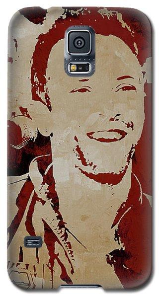 Chris Martin Coldplay Galaxy S5 Case