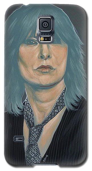 Chrissie Hynde Galaxy S5 Case