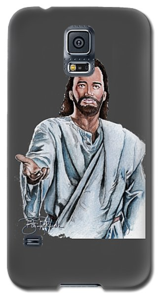 Christ Galaxy S5 Case