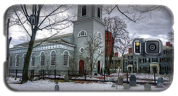 Christ Church In Cambridge Galaxy S5 Case