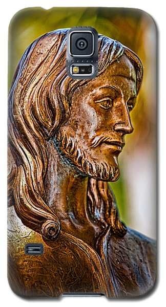 Christ In Bronze Galaxy S5 Case