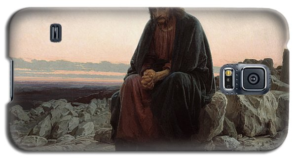 Christ In The Desert Galaxy S5 Case