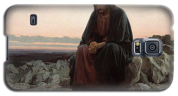 Christ In The Desert Galaxy S5 Case