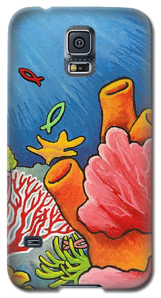 Christian School Galaxy S5 Case