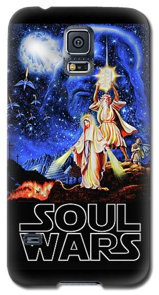 Christian Star Wars Parody - Soul Wars Galaxy S5 Case