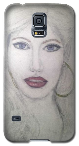 Christina Aguilera Galaxy S5 Case