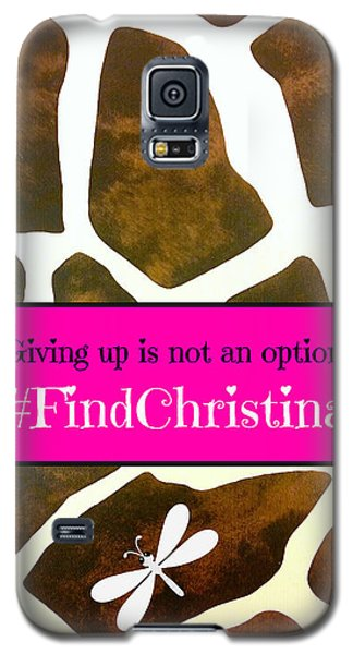 Christina Morris 001 Galaxy S5 Case