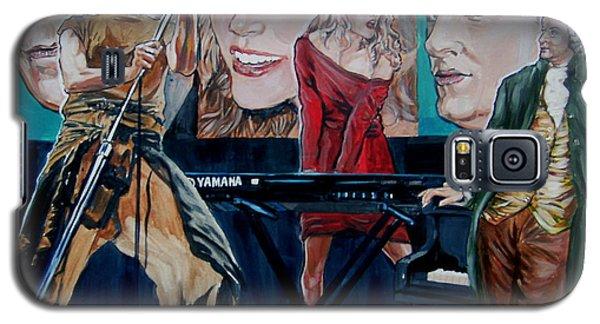 Christine Anderson Concert Fantasy Galaxy S5 Case by Bryan Bustard