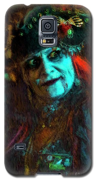 Christine Campiotti Galaxy S5 Case