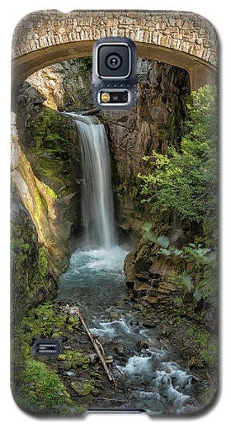 Christine Falls Galaxy S5 Case