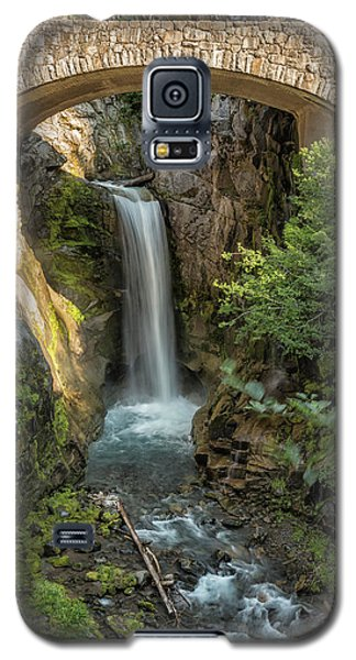 Christine Falls Galaxy S5 Case