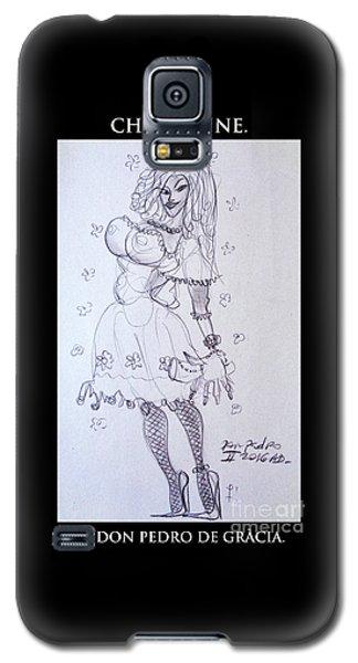 Christinne Galaxy S5 Case by Don Pedro De Gracia