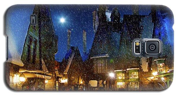 Christmas At Hogsmeade Blank Galaxy S5 Case