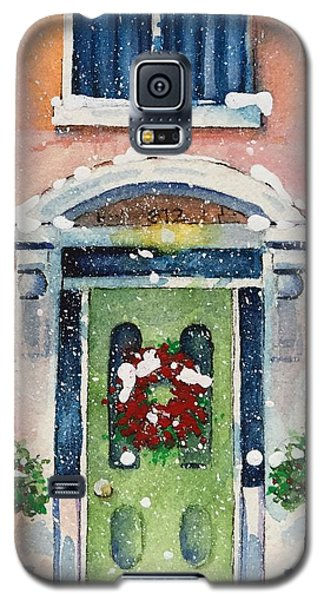 Christmas At The Rectory Galaxy S5 Case