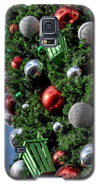 Christmas Balls Galaxy S5 Case