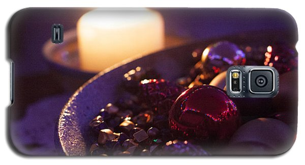 Christmas Candlelight Galaxy S5 Case