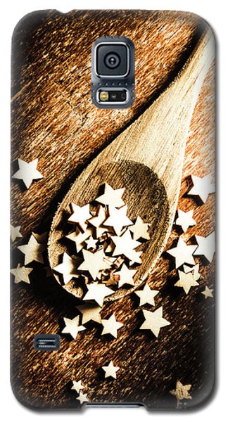 Christmas Cooking Galaxy S5 Case