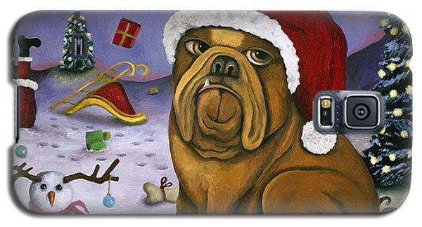 Christmas Crash Galaxy S5 Case