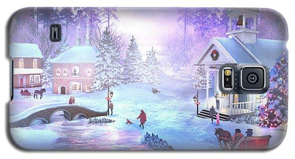Christmas Creek Galaxy S5 Case