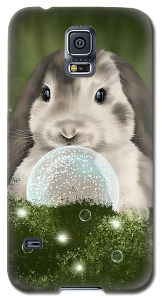 Galaxy S5 Case featuring the painting Christmas Decoration  by Veronica Minozzi