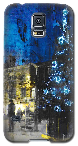 Christmas Eve Galaxy S5 Case