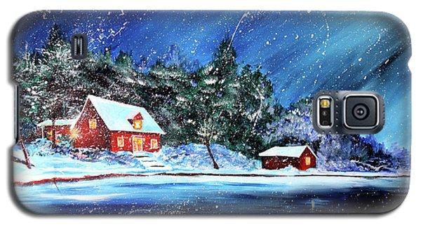 Christmas Eve Galaxy S5 Case