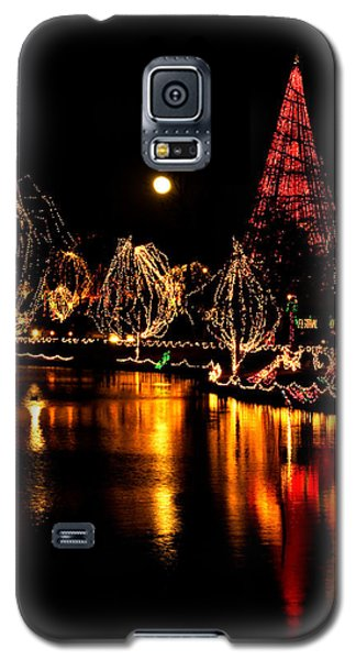 Christmas Glow Galaxy S5 Case