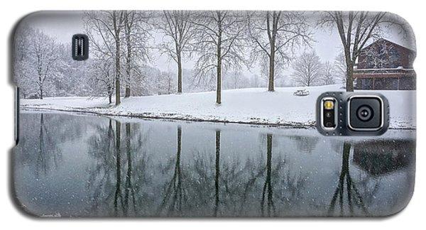 Winter Landsape Galaxy S5 Case