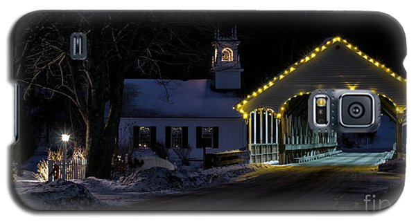 Christmas In Stark New Hampshire Galaxy S5 Case