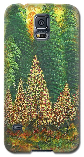 Christmas Is Coming Galaxy S5 Case