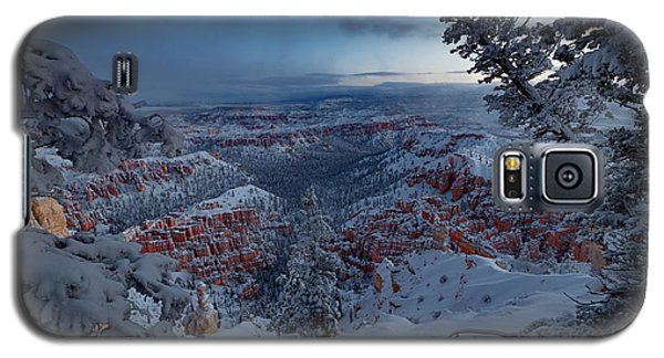 Christmas Light Galaxy S5 Case