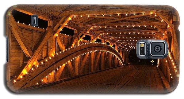 Christmas Luminance Galaxy S5 Case