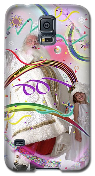 Christmas Magic Galaxy S5 Case
