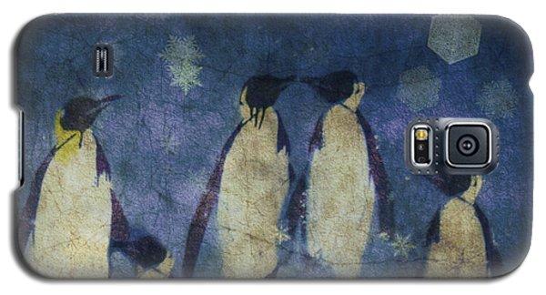 Christmas Moon  Galaxy S5 Case