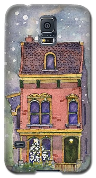 Christmas On North Hill Galaxy S5 Case
