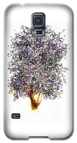 Christmas Spirit Galaxy S5 Case