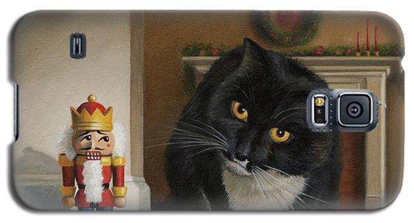 Christmas Stalking Galaxy S5 Case