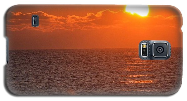 Christmas Sunrise On The Atlantic Ocean Galaxy S5 Case