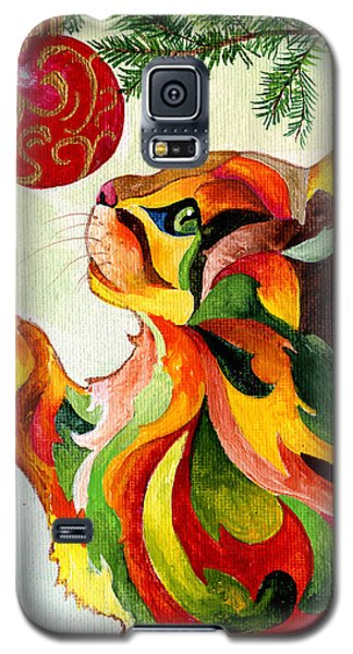 Christmas Tempation Galaxy S5 Case