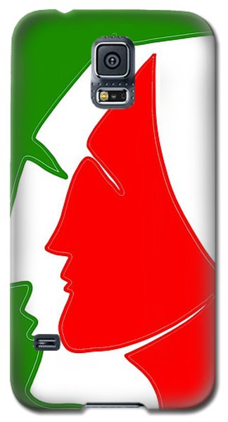 Christmas Together 2 Galaxy S5 Case