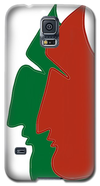 Christmas Together Galaxy S5 Case