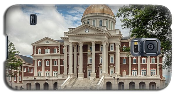 Christopher Newport Hall Galaxy S5 Case