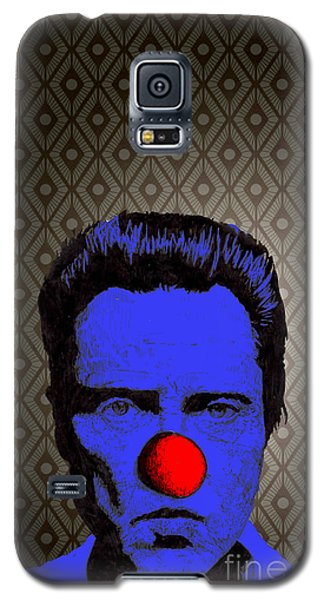 Christopher Walken 1 Galaxy S5 Case by Jason Tricktop Matthews