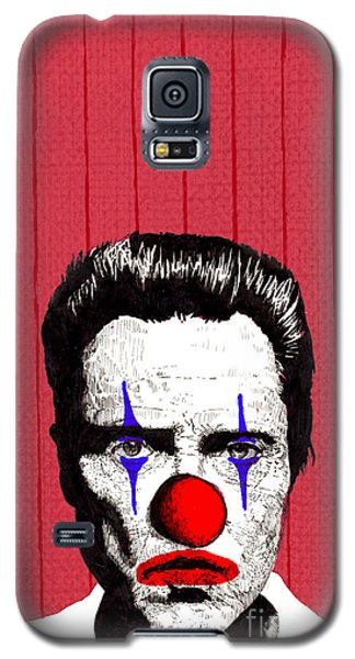 Christopher Walken 2 Galaxy S5 Case by Jason Tricktop Matthews