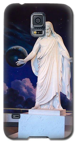 Christus Galaxy S5 Case