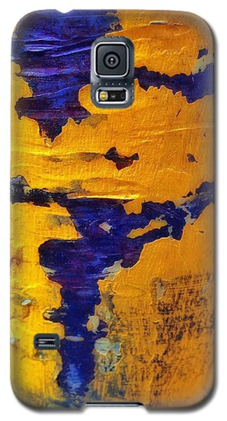 Galaxy S5 Case featuring the photograph Chromatic Peels by Olivier Calas