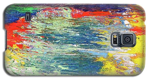 Chromatic Galaxy S5 Case