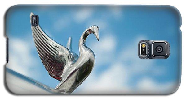 Chrome Swan Galaxy S5 Case