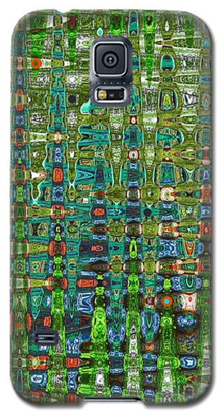 Galaxy S5 Case featuring the photograph Chromosome 22 by Diane E Berry
