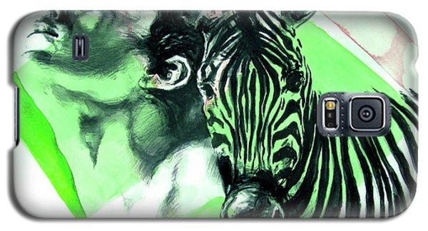 Chronickles Of Zebra Boy   Galaxy S5 Case